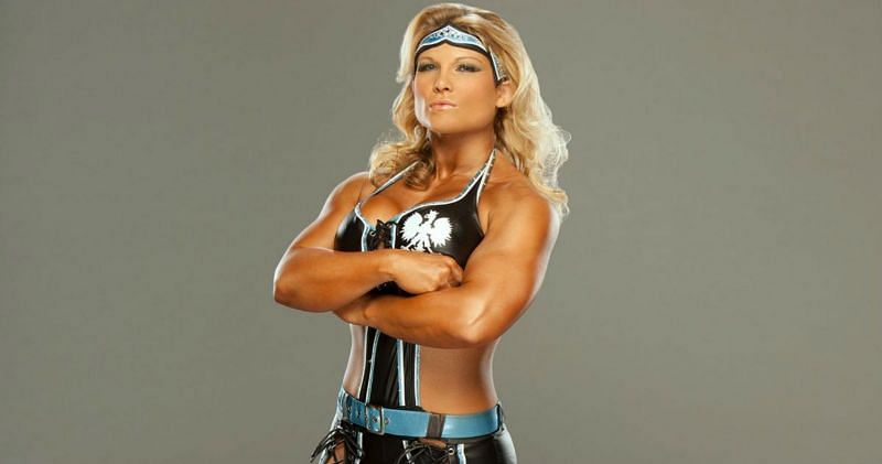 Beth Phoenix is the first woman to feature in the WWE Icons series