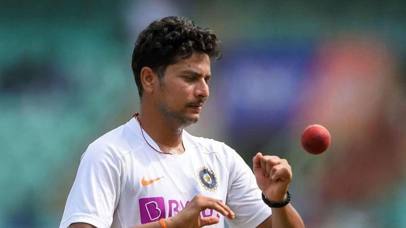 Kuldeep Yadav struggled during the last ODI he played for India