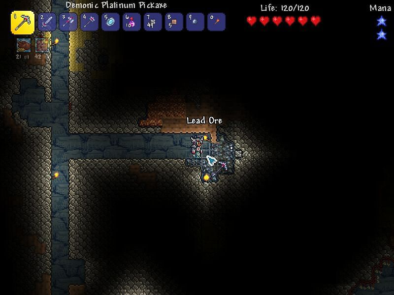 It is pretty common to find, and you may even run into a few bars in naturally generated chests.