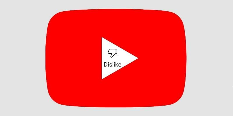 YouTube has launched an experiment where the number of dislikes received on a video isn