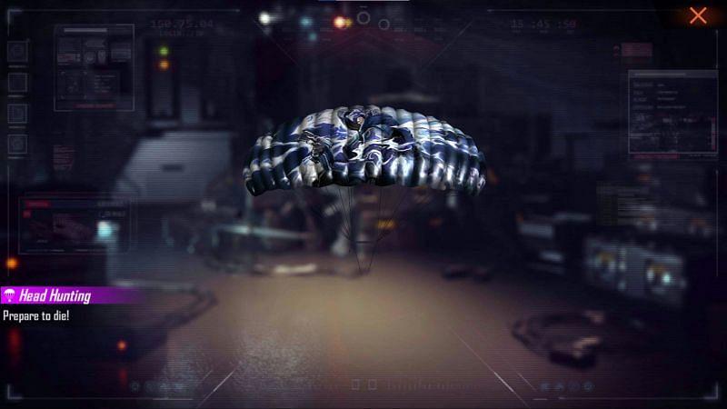 Head Hunting Parachute