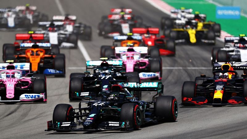 Lewis Hamilton has a chance to win his 8th title and become the driver with the most F1 championships in the history of the sport.