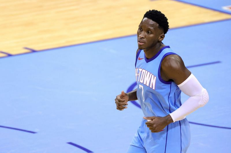 Victor Oladipo is scheduled to become a free agent at the end of the ongoing NBA season.