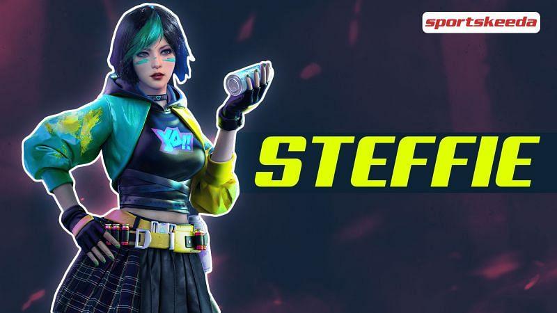 Steffie is an underrated Free Fire character (Image via Sportskeeda)