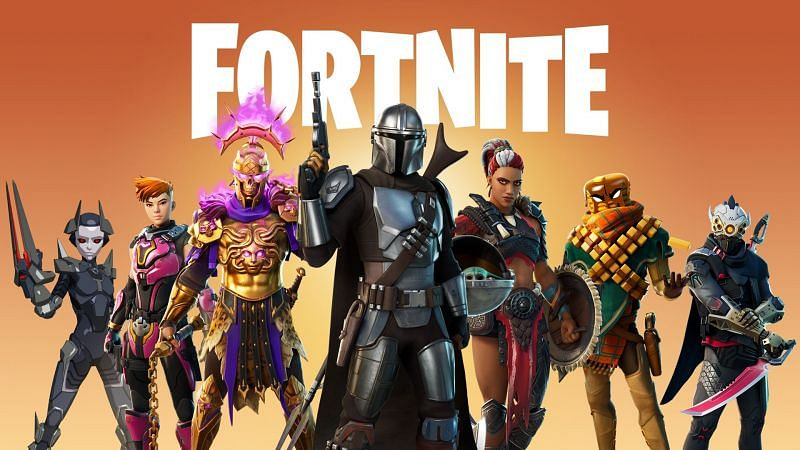Top 5 mistakes made by noobs in Fortnite (Image via Epic Games)