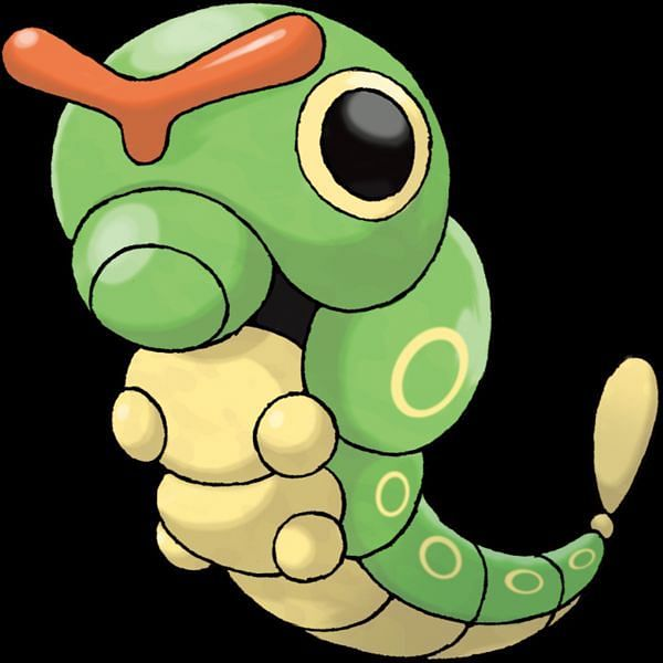 Caterpie (Image via The Pokemon Company)