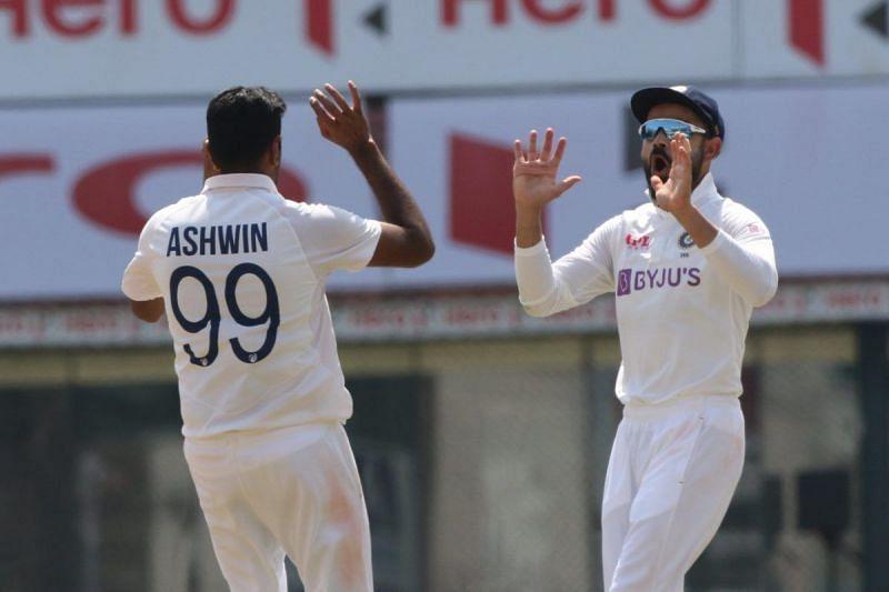 Virat Kohli nicknamed Ashwin