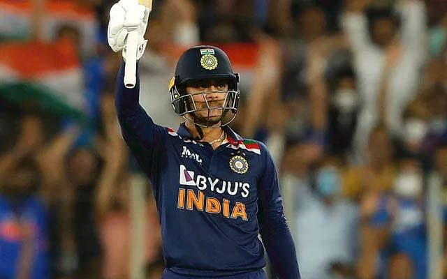 Ishan Kishan is one of several contenders for the wicketkeeping slot at the T20 World Cup this year.