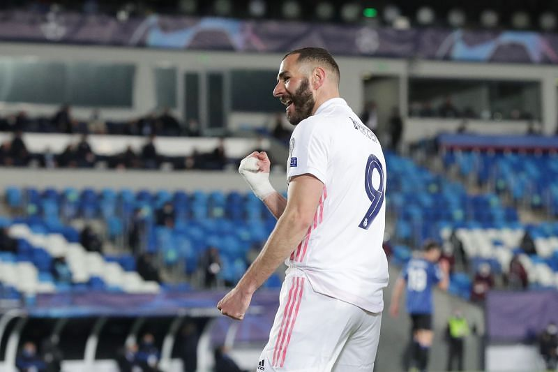 Karim Benzema has been in outstanding form for Real Madrid in 2020-21