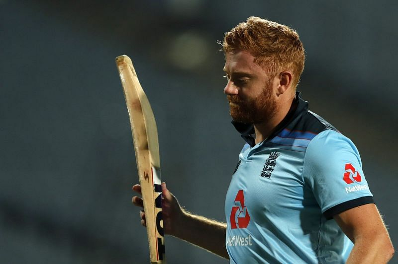 Jonny Bairstow scored a sublime century in the win