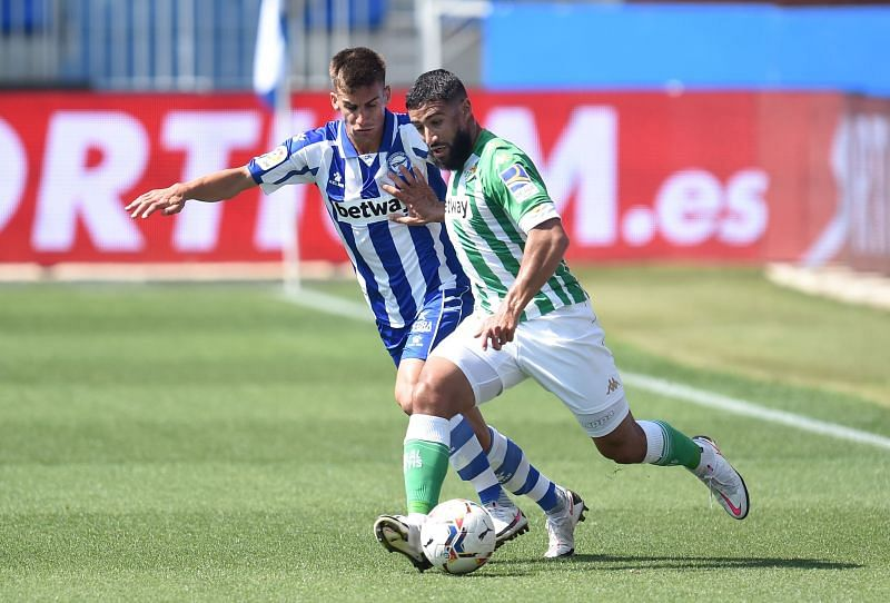Real Betis take on Deportivo Alaves this weekend