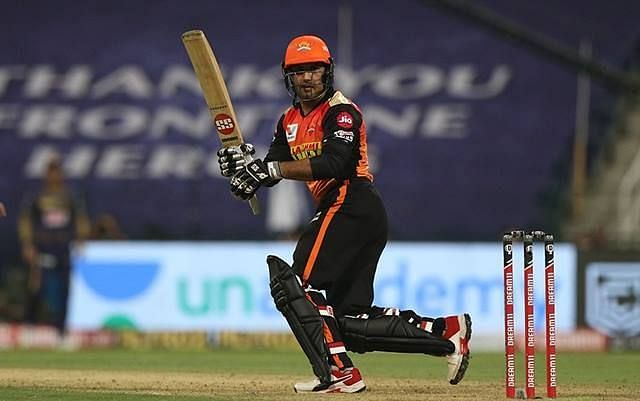 Mohammad Nabi was sparingly used by SRH in IPL 2020