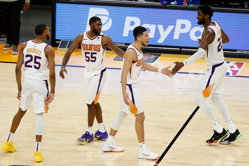The Phoenix Suns have won eight of their last ten games