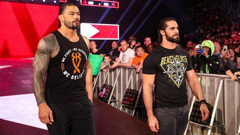Seth Rollins may clash with his former Shield running mate in the near future