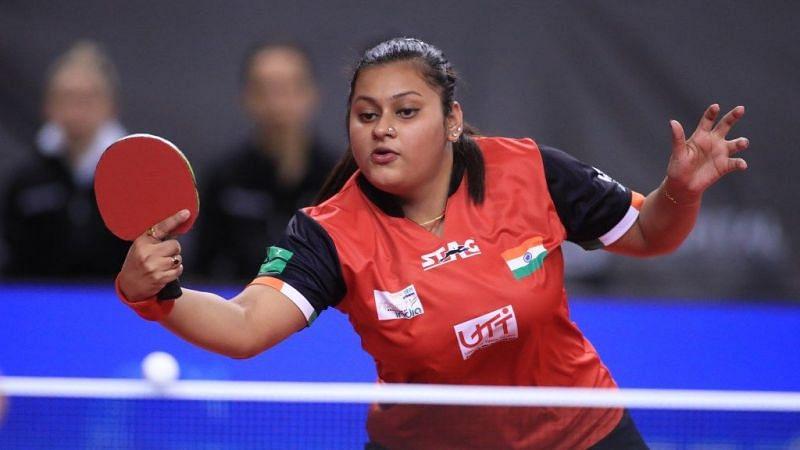 Sutirtha Mukherjee has qualified for the Tokyo Olympics. (Source: GoSports)