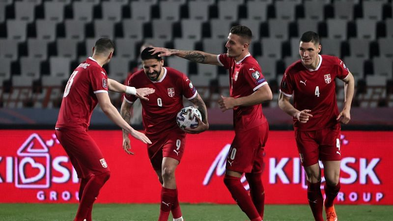 Serbia have fought with valour in both their games so far to secure four points from two games