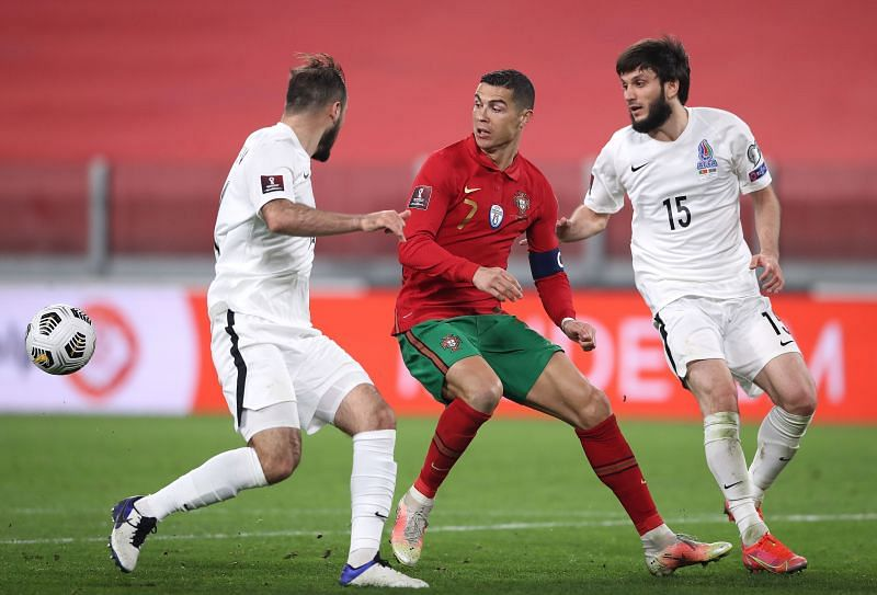 Portugal defeated Azerbaijan 1-0 in the 2022 FIFA World Cup Qualifiers on Wednesday