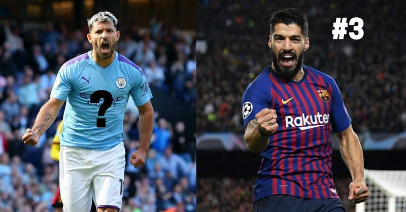 Sergio Aguero and Luis Suarez are two of the greatest strikers of this generation