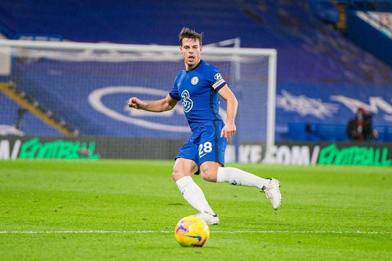 Cesar Azpilicueta has been a constant in Thomas Tuchel's Chelsea side.