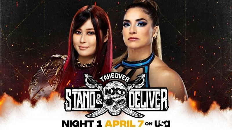 Shirai will defend her title against Raquel Gonzalez in the main event of Night 1.