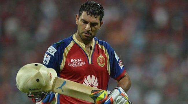 Yuvraj Singh fetched a 14-crore bid in the 2014 IPL auction