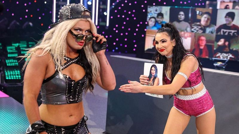 Billie Kay offered to help Toni Storm in the 2021 Royal Rumble