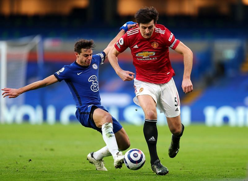 Chelsea and Manchester United played out a goalless draw on Sunday
