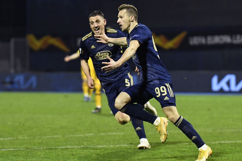Mislav Orsic has been in superb form for Dinamo Zagreb in the last few years