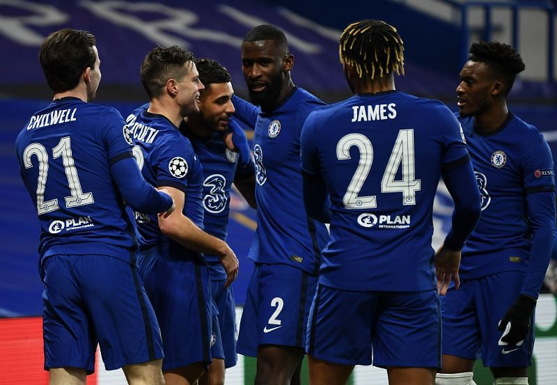 Chelsea players allegedly