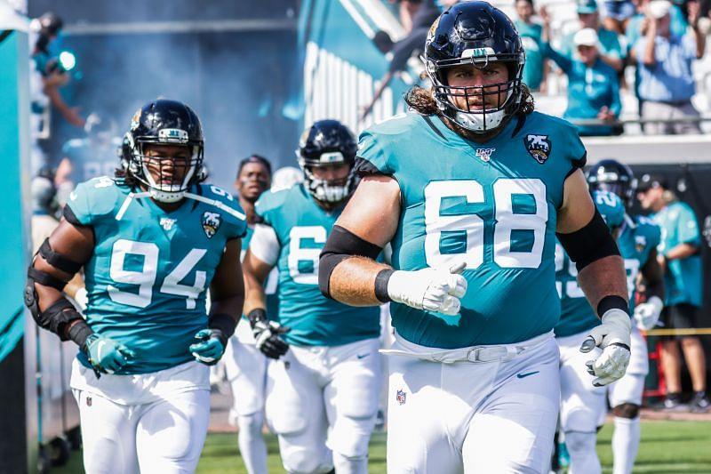 Jacksonville Jaguars OG Andrew Norwell