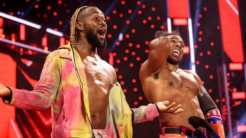 The New Day is now 11-time Tag Team Champions