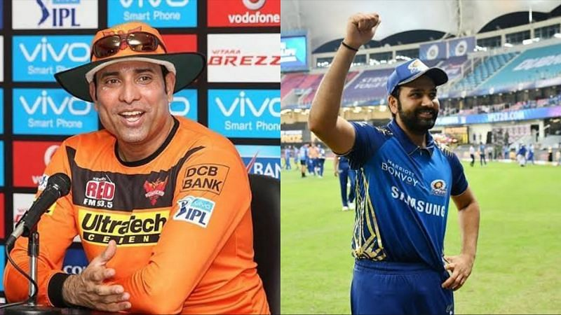 Rohit Sharma played under the captaincy of VVS Laxman during the inaugural edition of the IPL