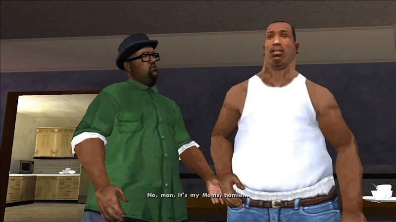 Body traits even impacted CJ