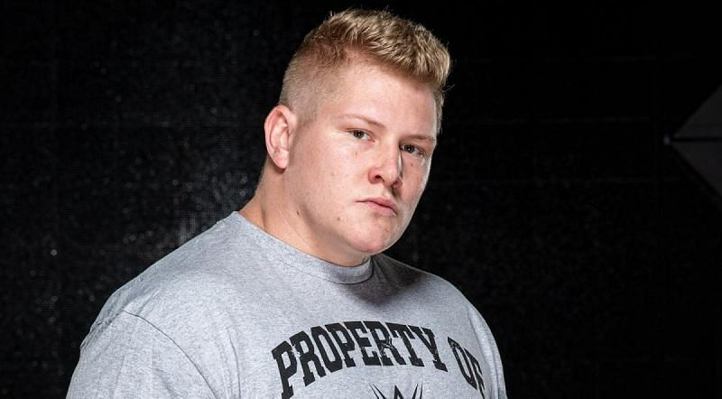 WWE recently signed former UCF football player Parker Bordeaux