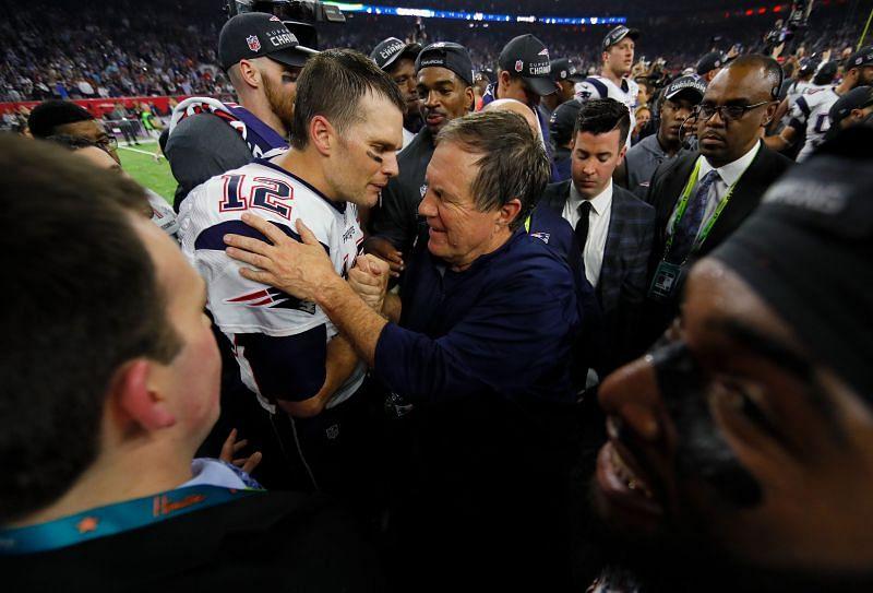 New England Patriots HC Bill Belichick