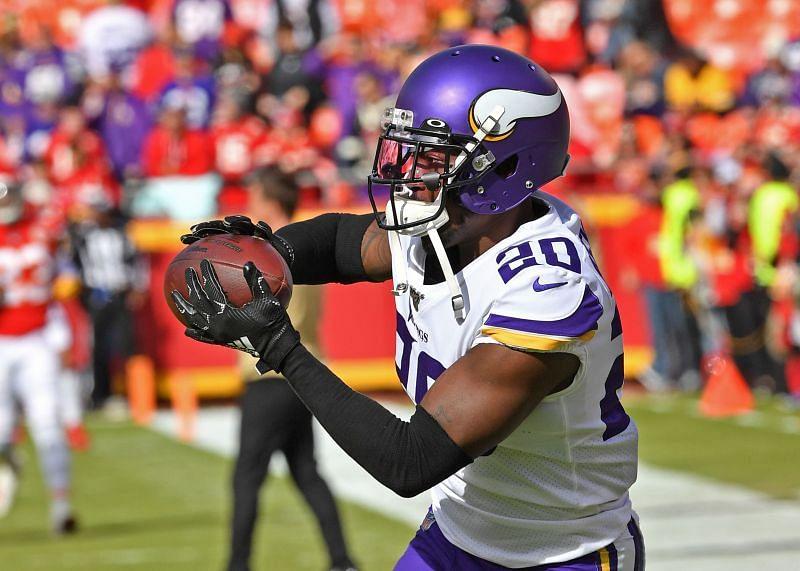 Minnesota Vikings CB Mackensie Alexander