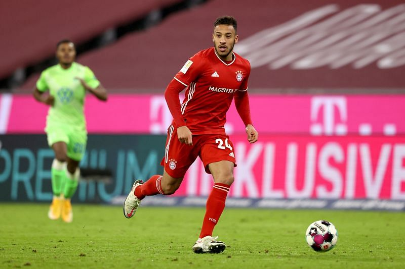 Corentin Tolisso has fallen down the pecking order at Bayern Munich