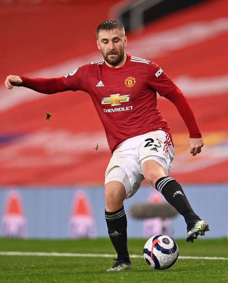 Luke Shaw was tremendous against Manchester City