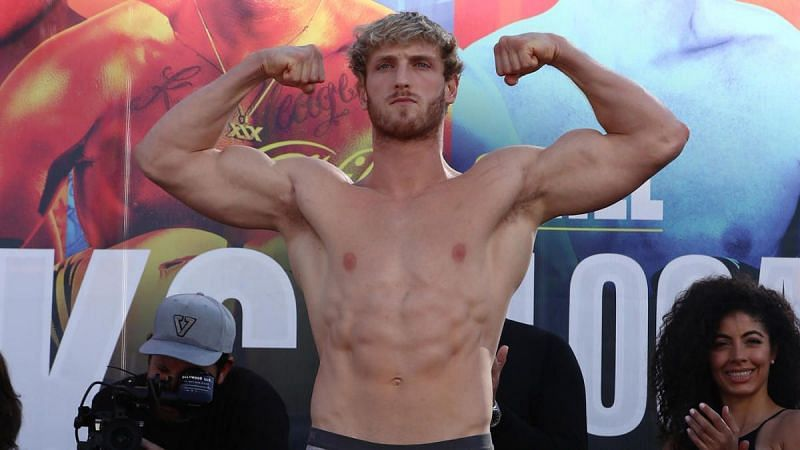 YouTuber Logan Paul will be on next week