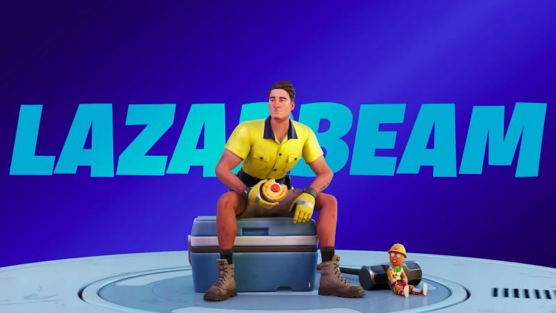Lazarbeam is one of the biggest content creators for the game (Image via Lazarbeam, Twitter)