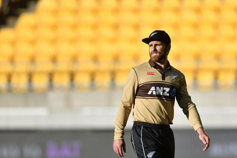 New Zealand v Australia - T20 Game 4