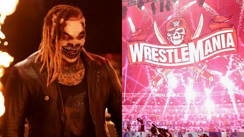 The Fiend is expected to compete at WrestleMania 37.
