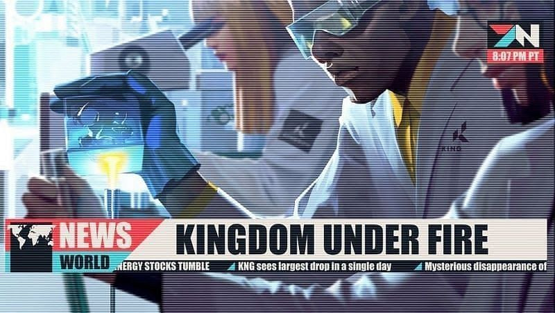Kingdom Corporation experimenting with Radianite Image by Riot Games
