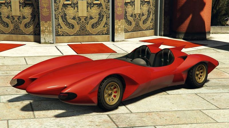 GTA Online has a wide collection of futuristic weapons and vehicles (Image via GTA Wiki)