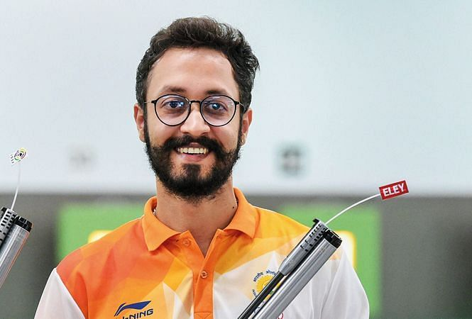 Abhishek Verma recently won two bronze medals at the ISSF World Cup. (Source: TOI)