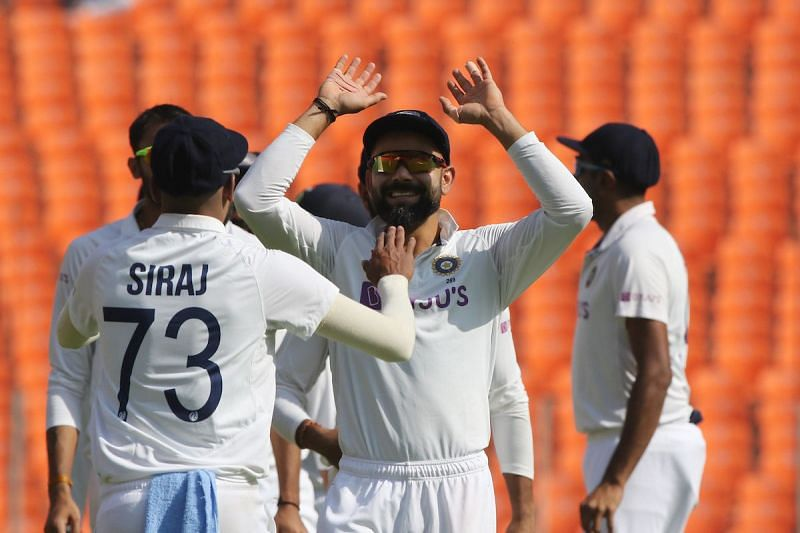 Mohammed Siraj delivered for his captain on Day 1