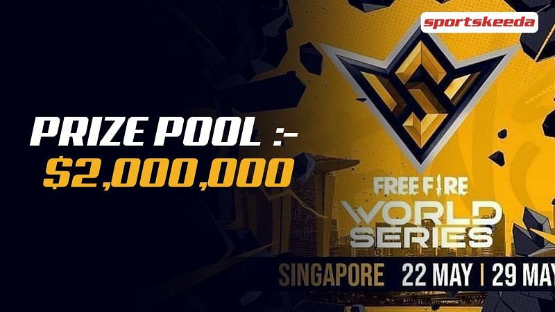 Free Fire World Series 2021 Singapore prize pool