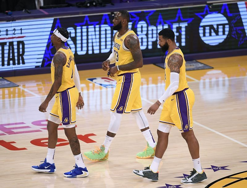 The LA Lakers are in indifferent recent form.