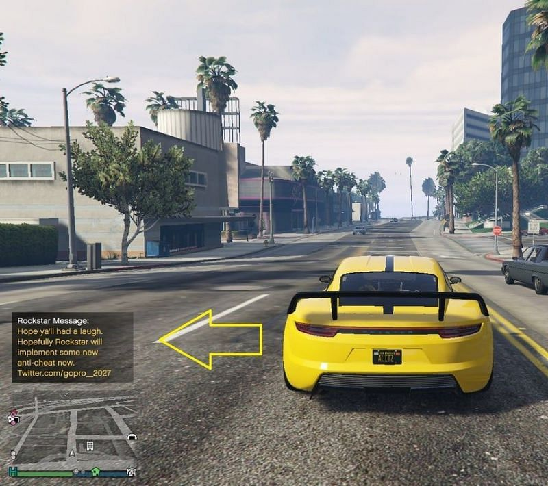 Not all players can mod successfully (Image via GTA Online Reddit)