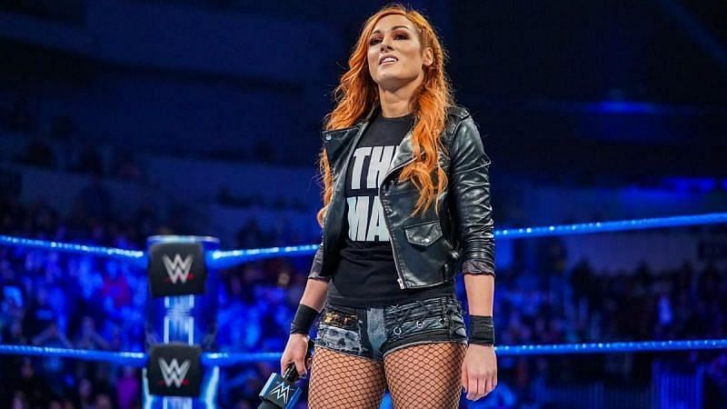 Could The Man make her return on SmackDown instead of RAW?